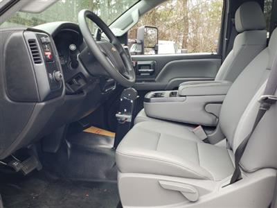 2019 Silverado Medium Duty Regular Cab DRW 4x2, Monroe Work-A-Hauler II Platform Body #M1990135 - photo 4