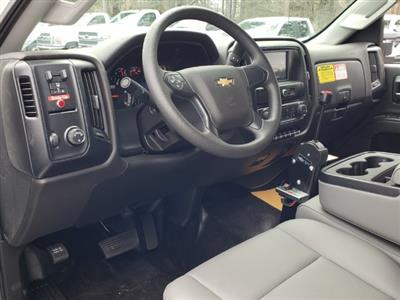 2019 Silverado Medium Duty Regular Cab DRW 4x2, Monroe Work-A-Hauler II Platform Body #M1990135 - photo 5