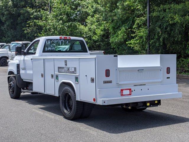2019 Chevrolet Silverado Medium Duty Regular Cab DRW 4x2, Reading Service Body #M1990140 - photo 1