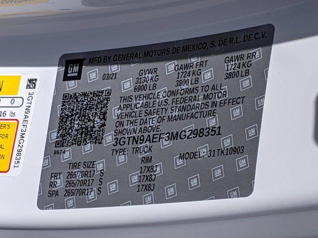 2021 GMC Sierra 1500 Regular Cab 4x4, Pickup #1310826 - photo 27