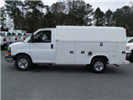 2016 Savana 3500, Knapheide Service Utility Van #1360540 - photo 1