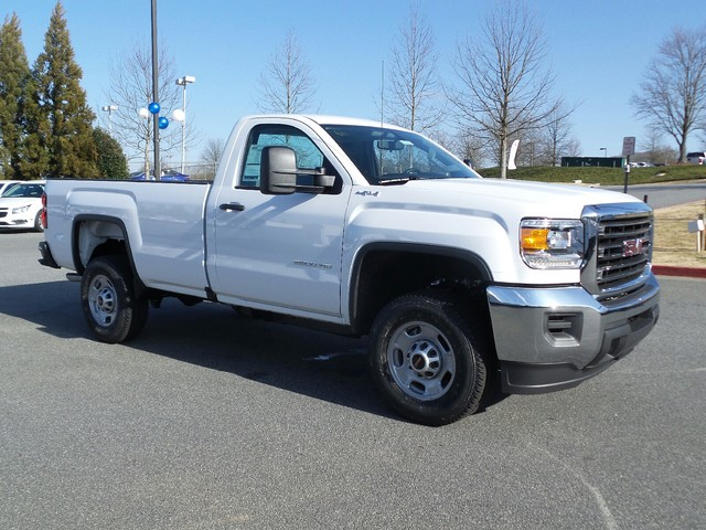 2016 Sierra 2500 Regular Cab 4x4, Pickup #1360690 - photo 3