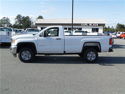2016 Sierra 2500 Regular Cab 4x4, Pickup #1360690 - photo 5