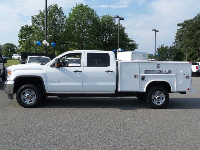 2016 Sierra 2500 Crew Cab, Reading Service Body #1361492 - photo 4