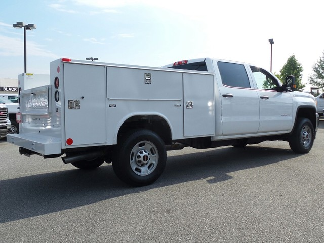 2016 Sierra 2500 Crew Cab, Reading Service Body #1361492 - photo 2