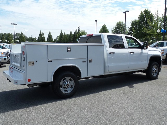 2016 Sierra 2500 Crew Cab, Reading Service Body #1361696 - photo 2