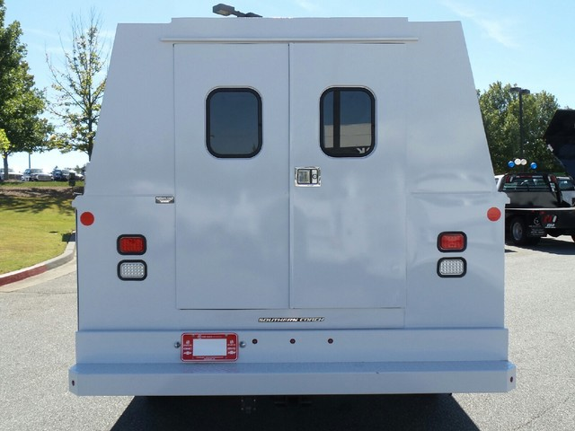 2016 Sierra 3500 Crew Cab, Reading Service Utility Van #1361785 - photo 9