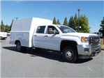 2016 Sierra 3500 Crew Cab, Reading Service Utility Van #1361785 - photo 1