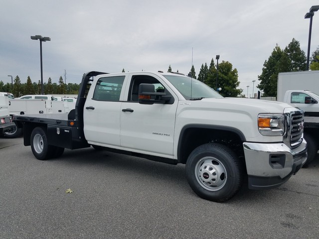 2016 Sierra 3500 Crew Cab 4x4 Platform Body #1362114 - photo 1