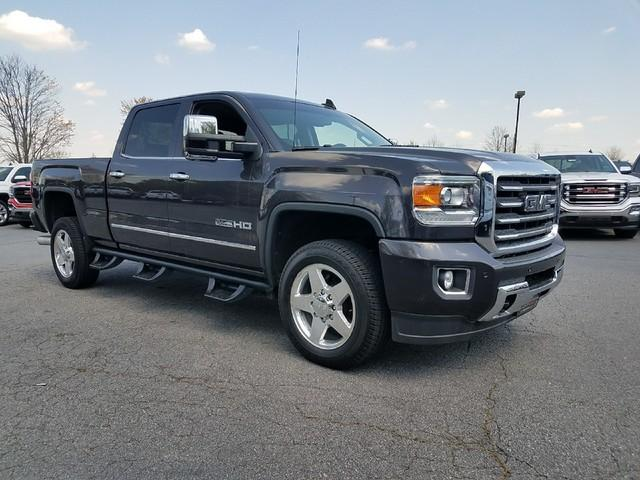 2015 Sierra 2500 Crew Cab 4x4, Pickup #1370665A - photo 14