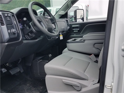 2017 Sierra 3500 Crew Cab DRW 4x4, Reading Spacemaster Body Service Utility Van #1371278 - photo 3