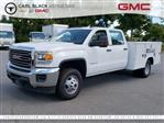 2017 Sierra 3500 Crew Cab DRW 4x2,  Reading Service Body #1371968 - photo 1