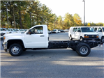 2018 Sierra 3500 Regular Cab DRW 4x4 Cab Chassis #1380065 - photo 3