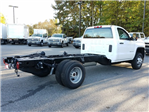 2018 Sierra 3500 Regular Cab DRW 4x4 Cab Chassis #1380065 - photo 2