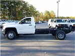 2018 Sierra 3500 Regular Cab DRW Cab Chassis #1380128 - photo 3