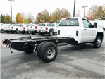 2018 Sierra 3500 Regular Cab DRW 4x4 Cab Chassis #1380140 - photo 2