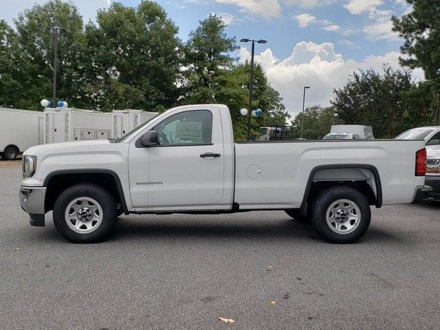 2018 Sierra 1500 Regular Cab 4x2,  Pickup #1380248 - photo 3