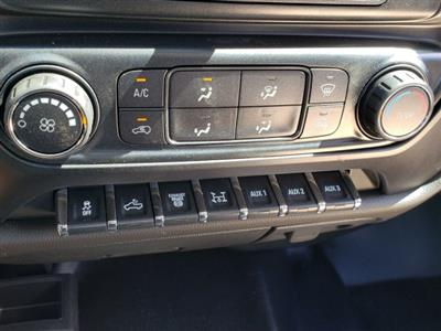 2018 Sierra 3500 Regular Cab DRW 4x4,  Monroe MSS II Service Body #13811085 - photo 10