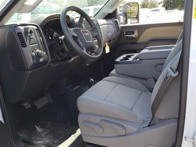 2018 Sierra 3500 Regular Cab DRW 4x4,  Monroe MSS II Service Body #13811085 - photo 4