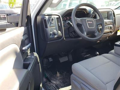 2018 Sierra 3500 Regular Cab DRW 4x4,  Monroe MSS II Service Body #13811085 - photo 5
