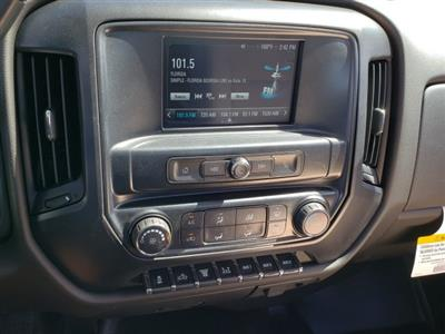 2018 Sierra 3500 Regular Cab DRW 4x4,  Monroe MSS II Service Body #13811085 - photo 8