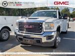 2018 Sierra 3500 Regular Cab DRW 4x4,  Monroe MSS II Service Body #13811085 - photo 1