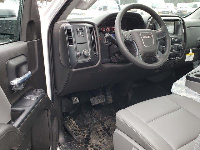 2018 Sierra 3500 Regular Cab DRW 4x2,  Monroe MSS II Service Body #1381364 - photo 4