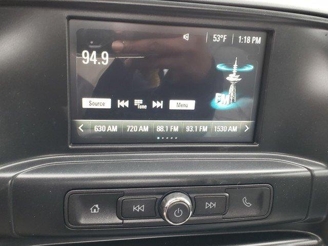 2018 Sierra 3500 Regular Cab DRW 4x2,  Monroe MSS II Service Body #1381364 - photo 9