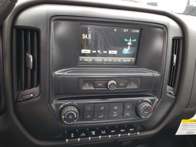 2018 Sierra 3500 Regular Cab DRW 4x2,  Monroe MSS II Service Body #1381364 - photo 8