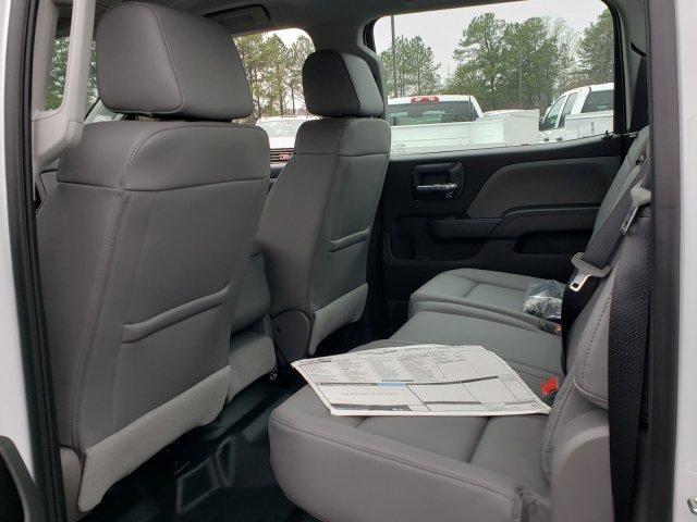 2019 Sierra 3500 Crew Cab DRW 4x2,  Reading Classic II Steel Service Body #1390308 - photo 4