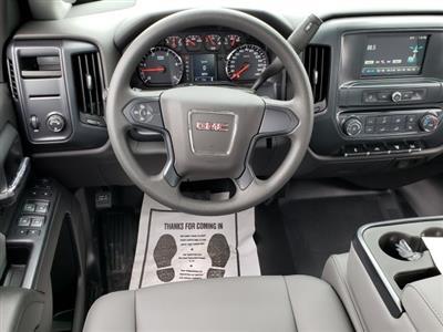 2019 Sierra 3500 Crew Cab DRW 4x2,  Reading Classic II Steel Service Body #1390308 - photo 5