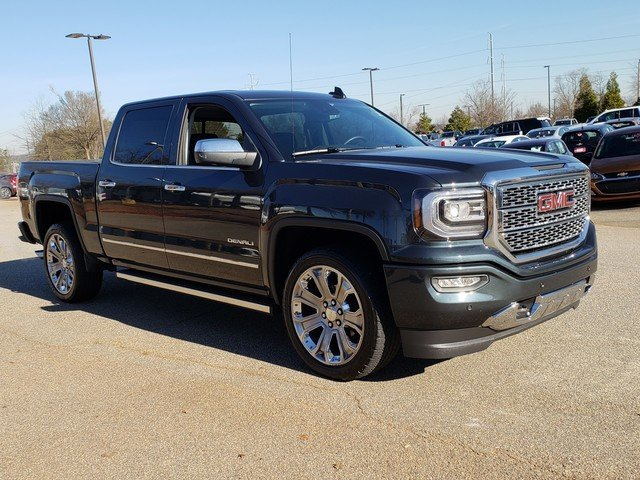 2017 Sierra 1500 Crew Cab 4x4,  Pickup #1390365A - photo 11