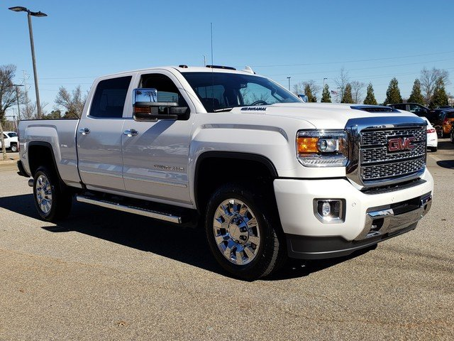 2018 Sierra 2500 Crew Cab 4x4,  Pickup #1390473A - photo 11