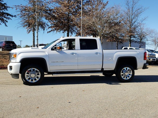 2018 Sierra 2500 Crew Cab 4x4,  Pickup #1390473A - photo 4