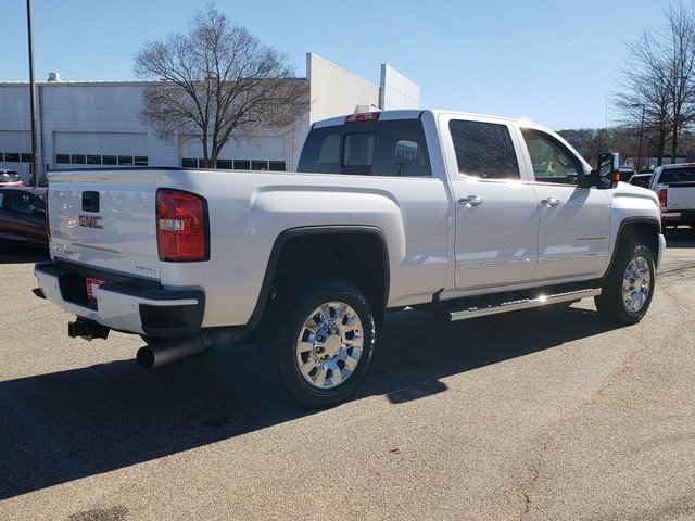 2018 Sierra 2500 Crew Cab 4x4,  Pickup #1390473A - photo 2
