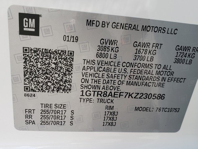 2019 Sierra 1500 Extended Cab 4x2,  Pickup #1390640 - photo 8