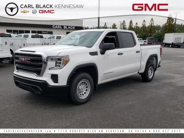 2019 Sierra 1500 Crew Cab 4x2,  Pickup #1390665 - photo 1