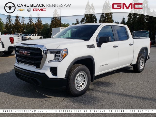2019 Sierra 1500 Crew Cab 4x2,  Pickup #1390666 - photo 1