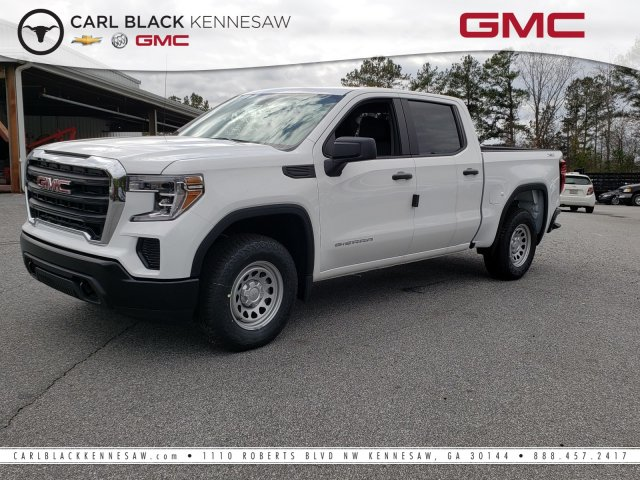 2019 Sierra 1500 Crew Cab 4x4,  Pickup #1390706 - photo 1