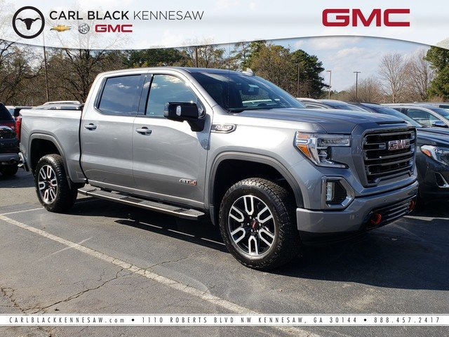2019 Sierra 1500 Crew Cab 4x4,  Pickup #1390734 - photo 1