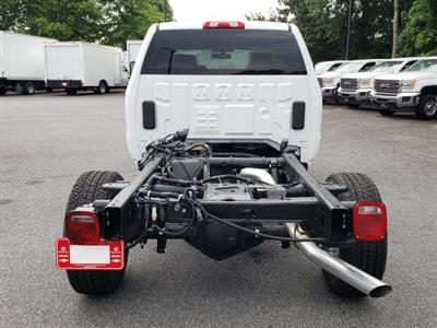 2019 Sierra 3500 Crew Cab 4x4,  Cab Chassis #1391084 - photo 6