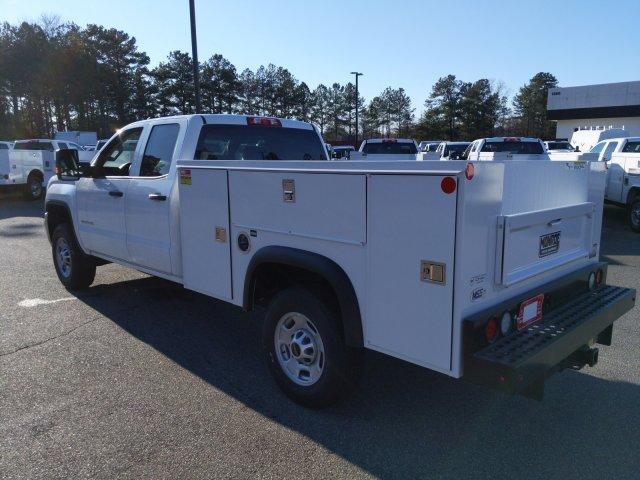 2019 GMC Sierra 2500 Double Cab 4x4, Monroe Service Body #1391392 - photo 1