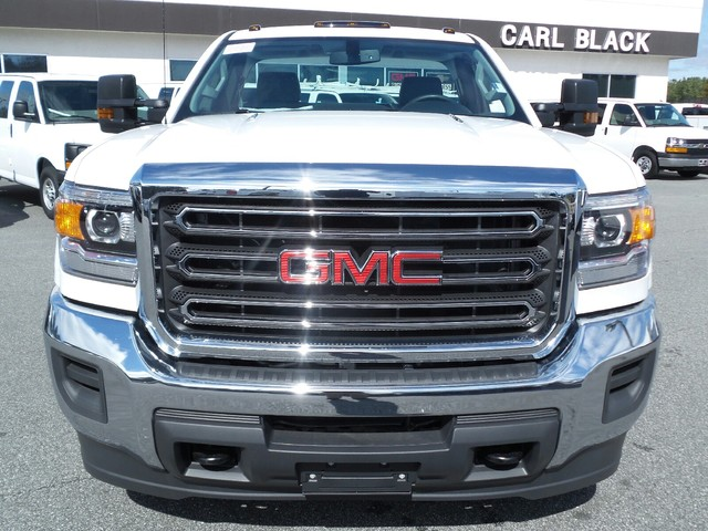 2015 Sierra 3500 Regular Cab 4x4, Commercial Truck & Van Equipment Service Body #52195 - photo 3