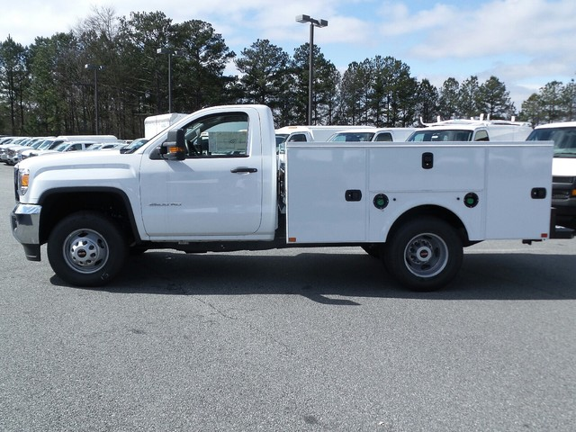 2015 Sierra 3500 Regular Cab 4x4, Commercial Truck & Van Equipment Service Body #52195 - photo 5