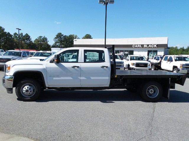 2015 Sierra 3500 Crew Cab, Commercial Truck & Van Equipment Platform Body #52420 - photo 4