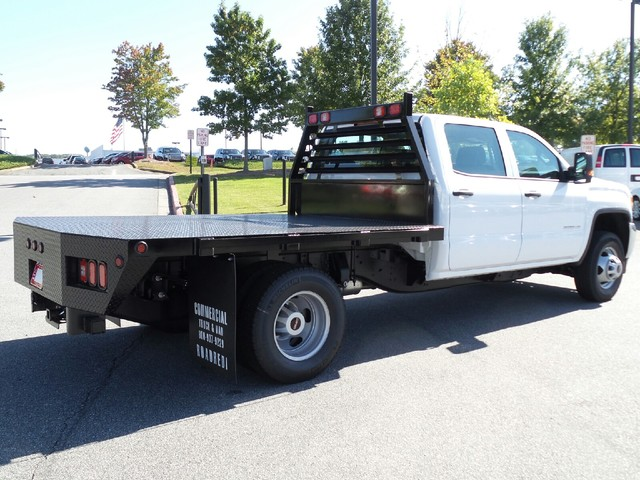 2015 Sierra 3500 Crew Cab, Commercial Truck & Van Equipment Platform Body #52420 - photo 2