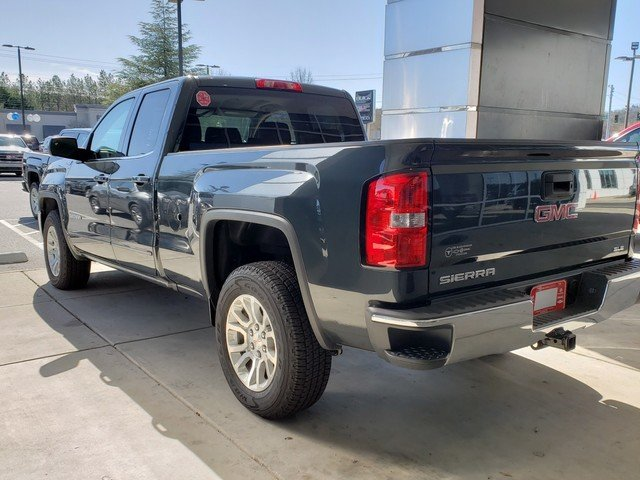 2018 Sierra 1500 Extended Cab 4x4,  Pickup #C110476 - photo 1