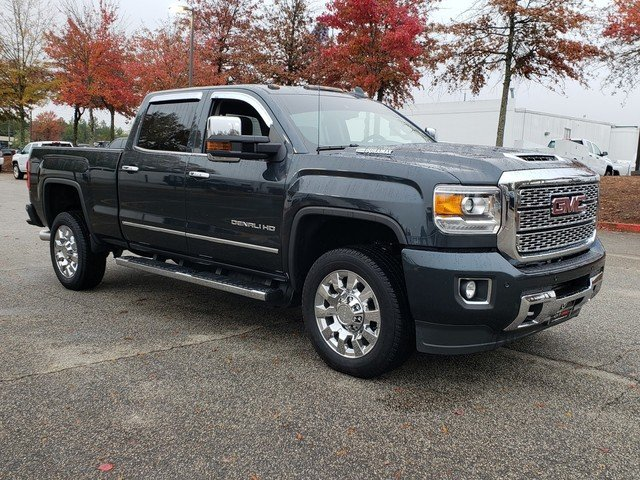 2018 Sierra 2500 Crew Cab 4x4,  Pickup #C110506A - photo 4