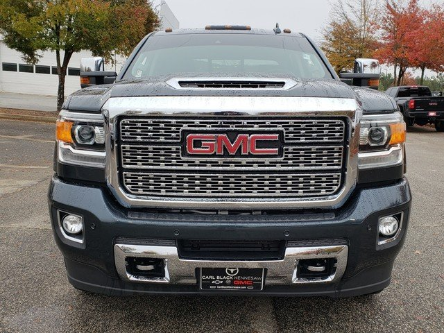 2018 Sierra 2500 Crew Cab 4x4,  Pickup #C110506A - photo 3