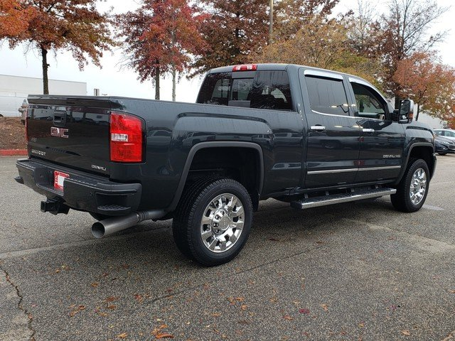 2018 Sierra 2500 Crew Cab 4x4,  Pickup #C110506A - photo 2